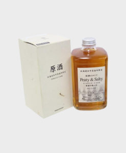 Nikka Hokkaido Single Cask 12 Year Old Peaty and Salty Whisky