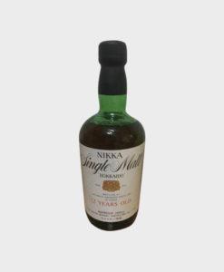 Nikka Single Malt Hokkaido 12 Year Old Whisky (no box)