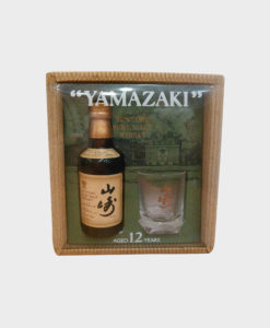 Suntory Pure Malt 12 Year Old Miniature Gift Set