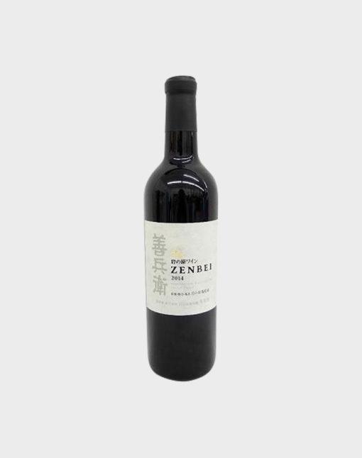 Iwanohara Wine - Zenbei 2014 B
