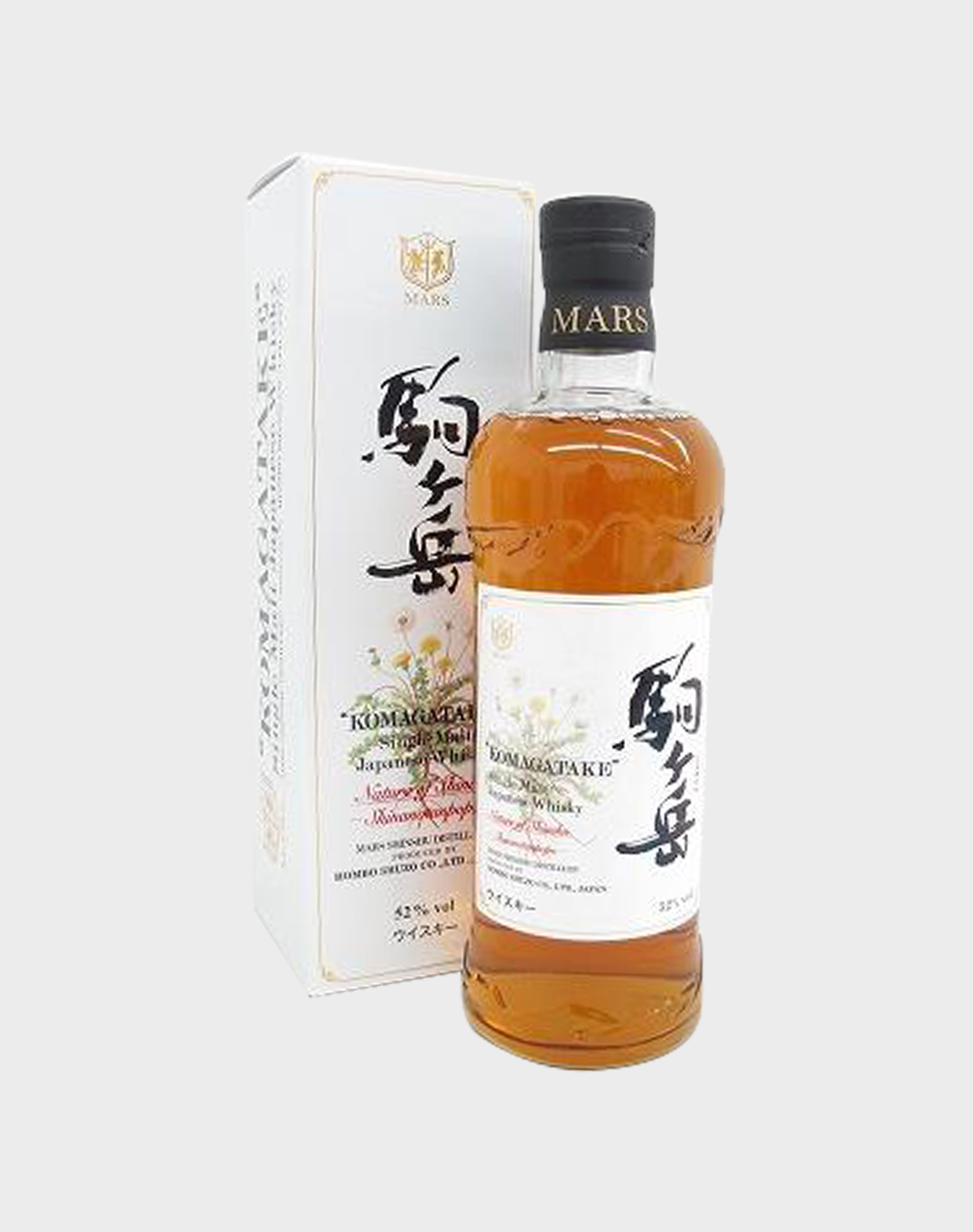 Mars Komagatake Nature of Shinshu 2017 Limited Edition