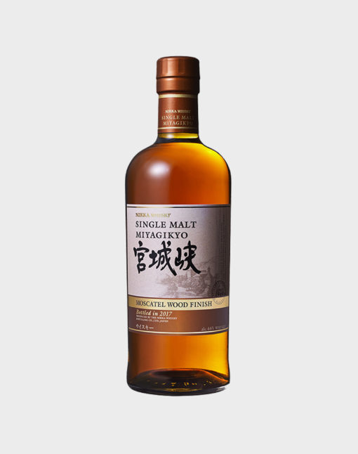 Miyagikyo Single Malt Moscatel Wood Finish (Pre-Order)