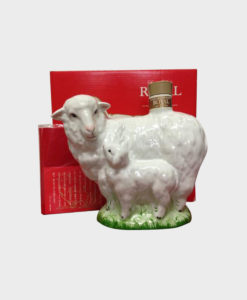 Suntory Royal 12 Year Old Zodiac Sheep Bottle