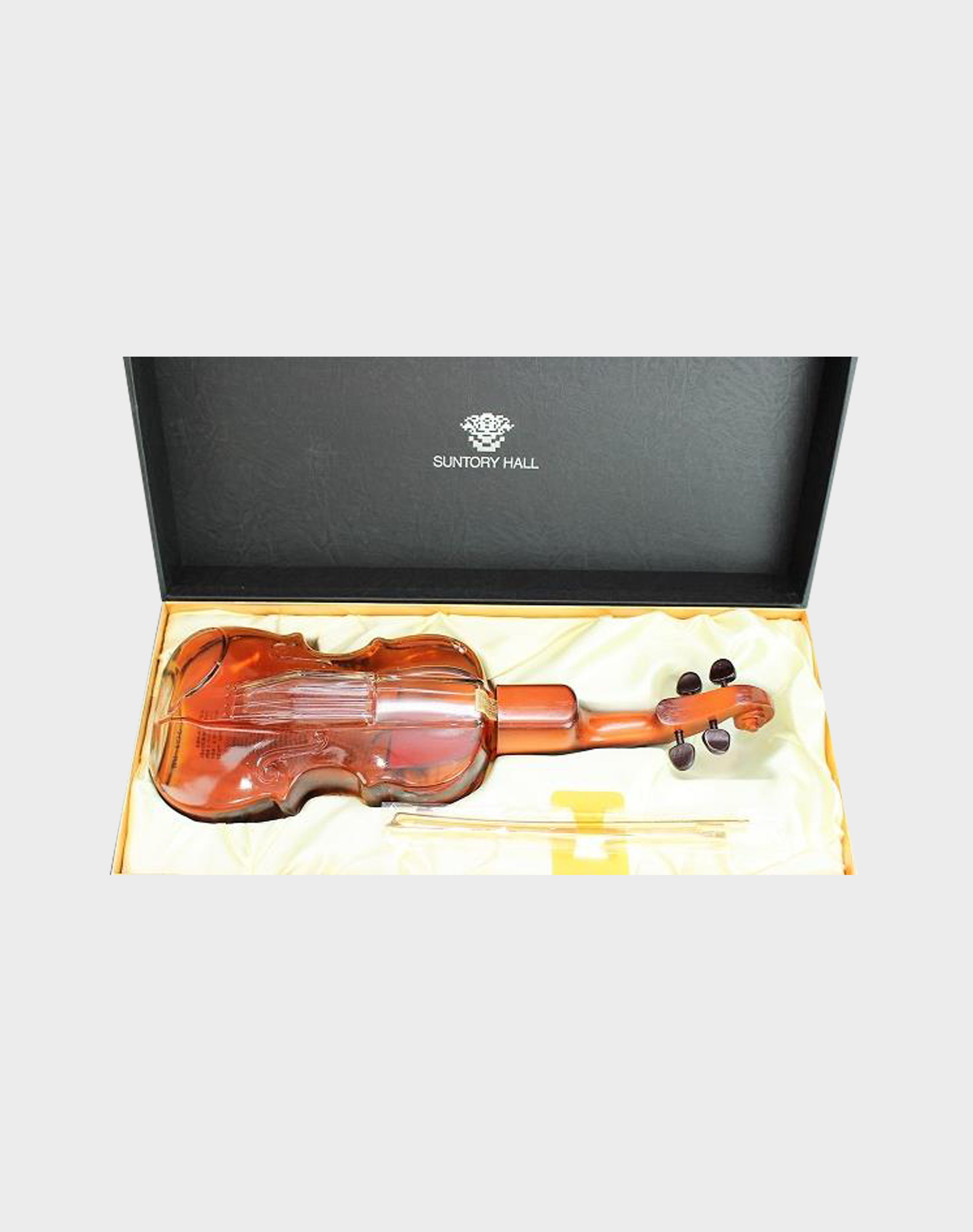 Suntory Royal Musical Instrument Violin Bottle Whisky