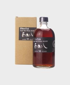 Akashi 14 Year Old White Oak Whisky