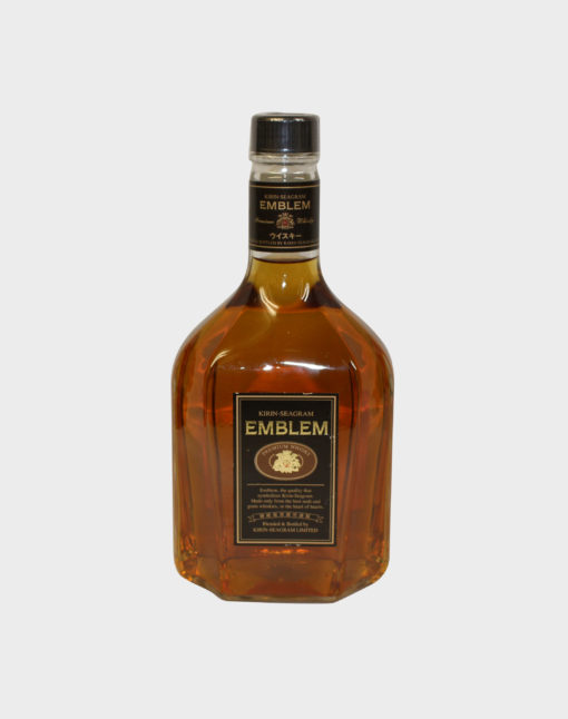Kirin Seagram Emblem Premium Whisky