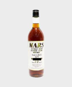 Mars Single Malt 12 Year Old Sherry Butt #1124