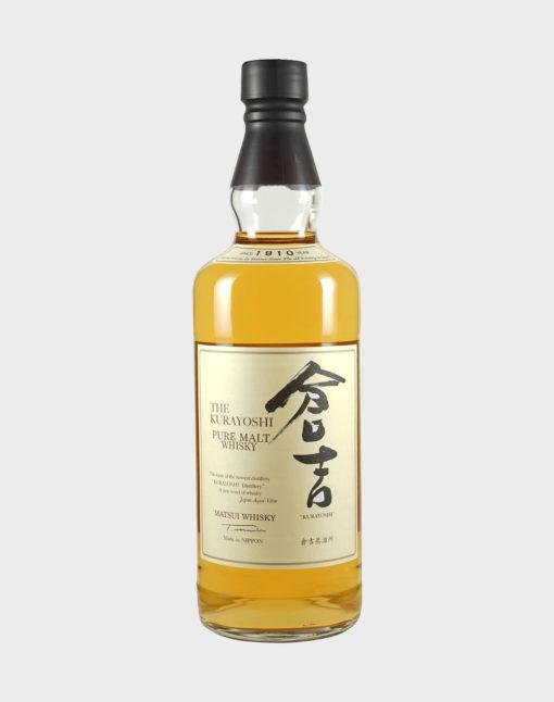 Matsui Whisky – The Kurayoshi Pure Malt (No Box)