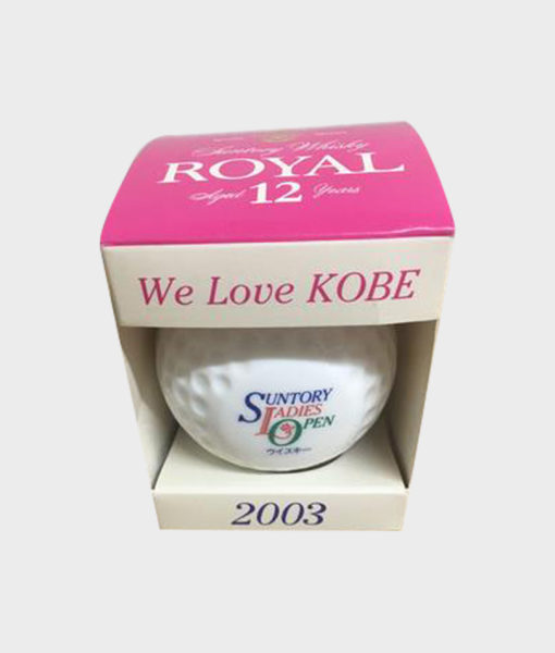 Suntory Royal 12 Years Old 'Ladies Open' 2003
