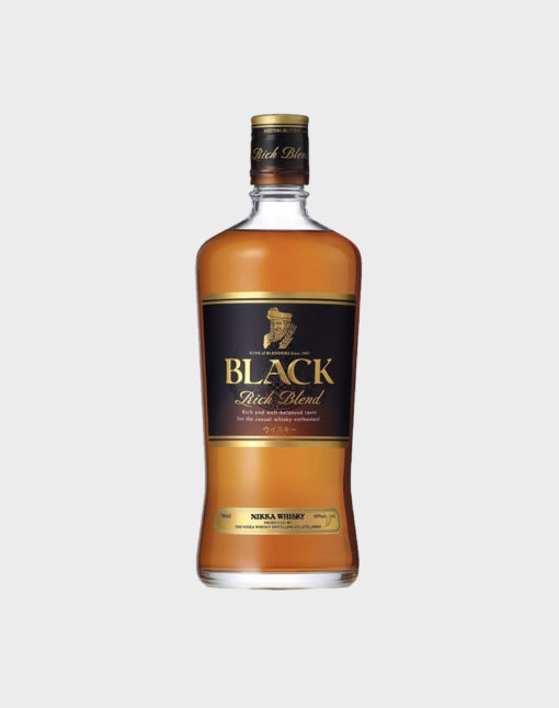 Nikka Black Rich Blend Whisky No Box