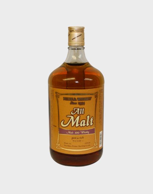 Nikka Whisky Club Malt 100 Whisky Pure & Clear (Copy)