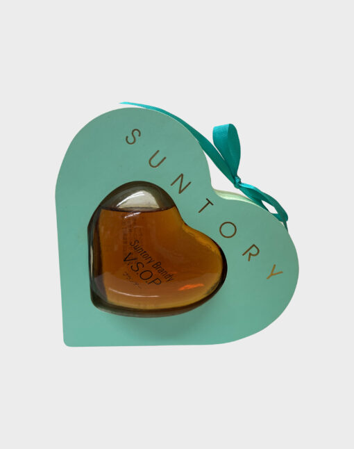 Suntory Brandy V.S.O.P Ribbon Heart
