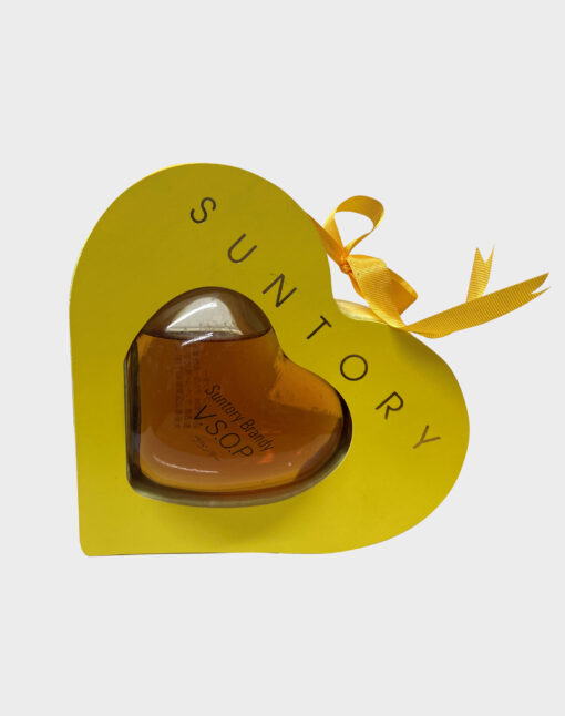 Suntory Brandy V.S.O.P Ribbon Heart
