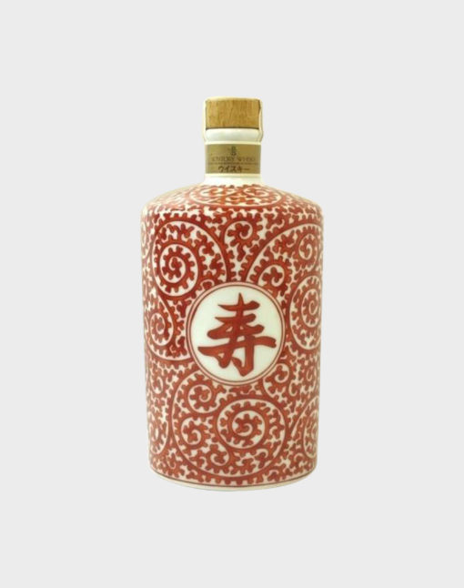 "Suntory Hakushu Pure Malt ""Long Life"" Ceramic Whisky"