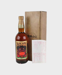 Suntory Old Barrel Finished Savings Label Whisky