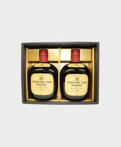 Suntory Old Whisky 2 Bottle Gift Set