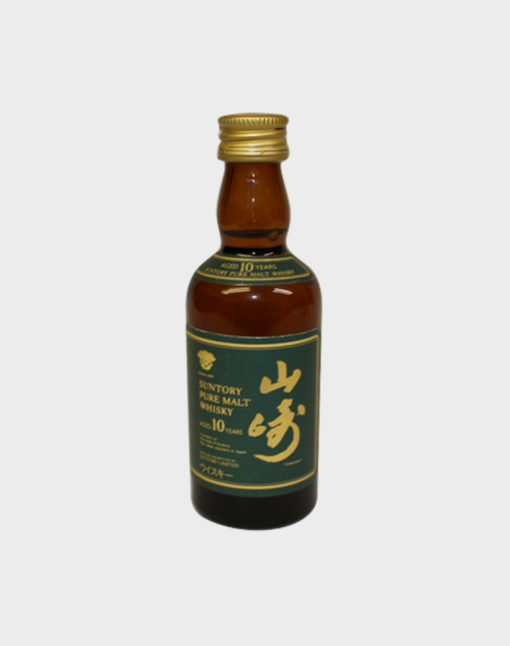 Suntory Pure Malt Aged 10 Years Green Label (Miniature)