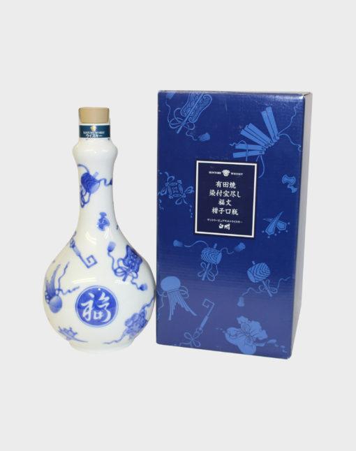 Suntory Pure Malt Whisky Hakushu Arita-yaki 'HUKU'
