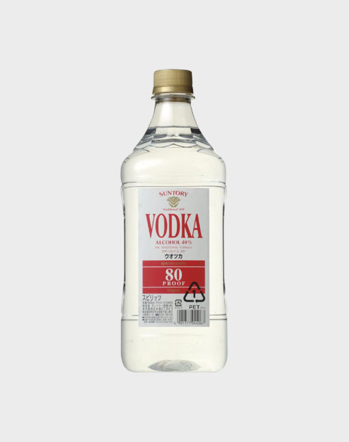 Suntory Vodka Original 1800ML