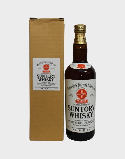 Suntory Whisky White Rare Old