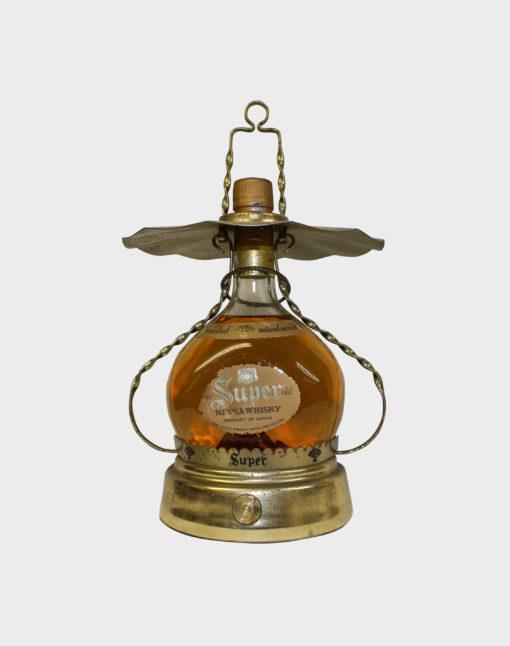 Super Nikka Whisky Lamp Type