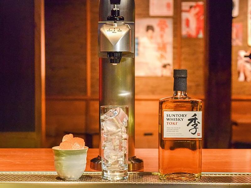 japanese whisky highball machines reach the u s dekantā