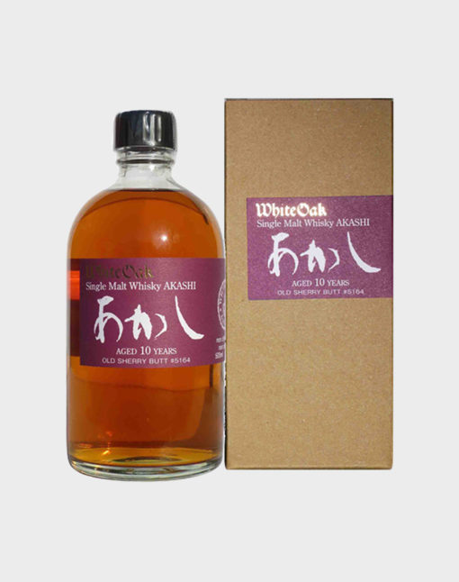 Akashi White Oak Single Malt 10 Years