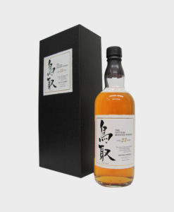 Matsui Whisky – The Tottori Blended Whisky Aged 23 Years