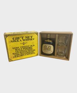 Nikka The Taketsuru Blend G&G Whisky Gift Set