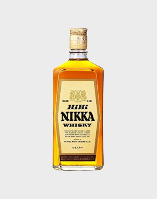 Rare Old HiHi Nikka Whisky 720ml