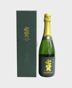 Shichiken Sparkling Dry Sake