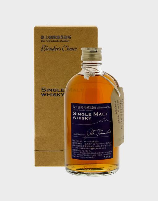 Blender's Choice Fuji Gotemba Single Malt Whisky 2