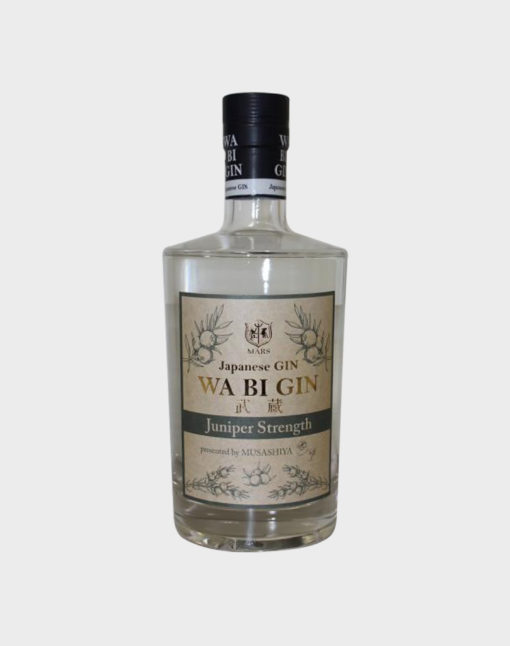 Mars Wa Bi Gin Juniper Strength