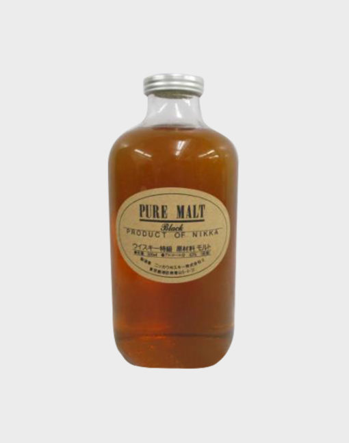 Nikka Black & Red Pure Malt with Whisky From The Barrel Set B