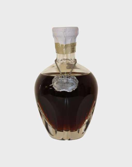 "Suntory Brandy ""Imperial"" with Crystal Stopper"