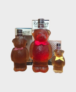 Suntory Reserve Bear 3 Bottles Set