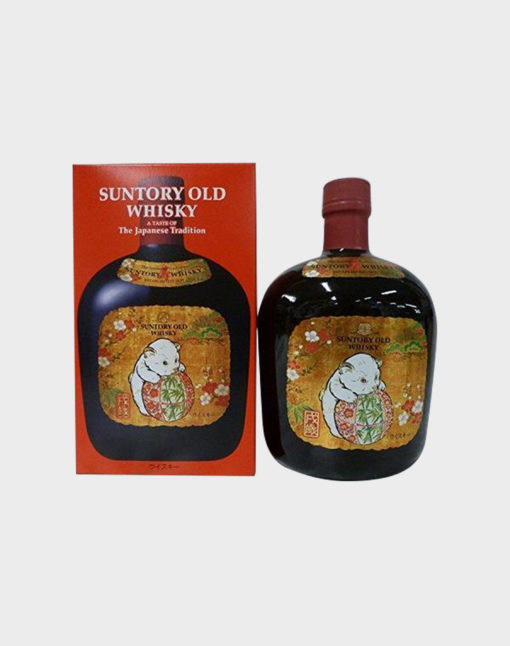 Suntory Royal Whisky 2018 Zodiac Bottle – Dog