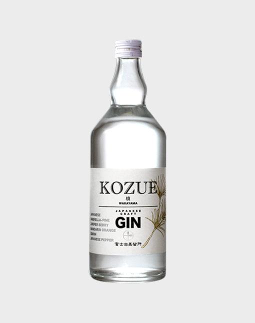 Japanese Craft Gin Wakayama Kozue