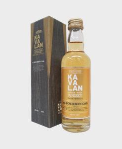 Kavalan Solist Ex-Bourbon Oak - 50ml
