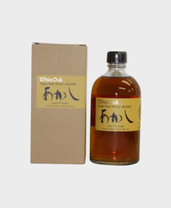 White Oak Akashi 5 Years Old White Wine Cask