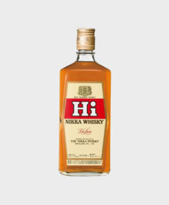 Hi Nikka Whisky Deluxe (No Box)