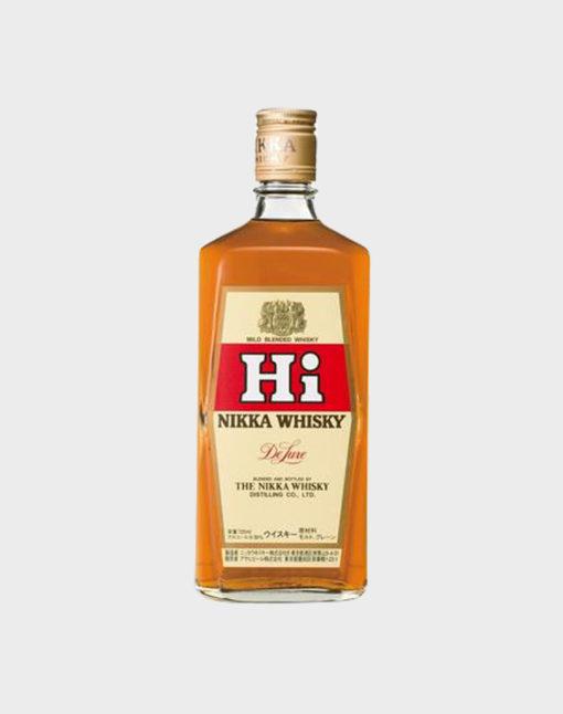 Hi Nikka Whisky Deluxe (No Box)