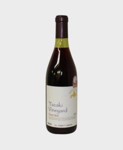 Tazaki Vineyard 2013 Pinot Noir Red (No Box)