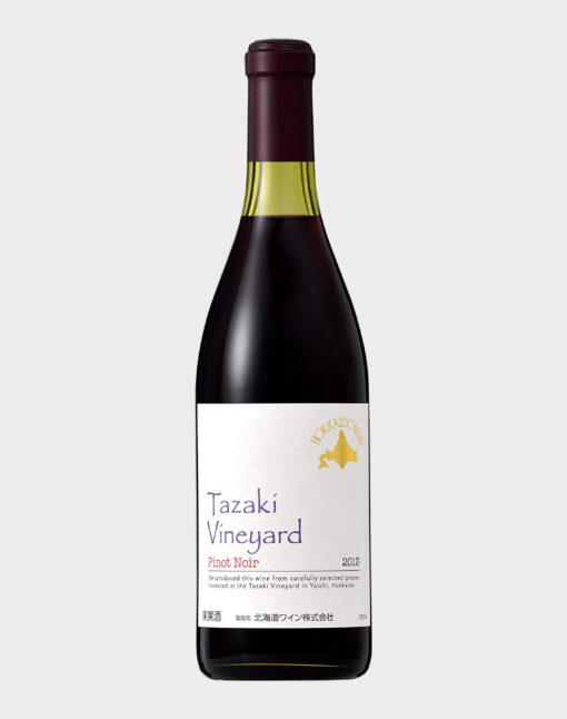 Tazaki Vineyard Pinot Noir Red 2013