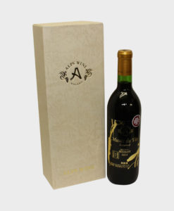 Alps Wine Musee du Vin Merlot 2014 Limited