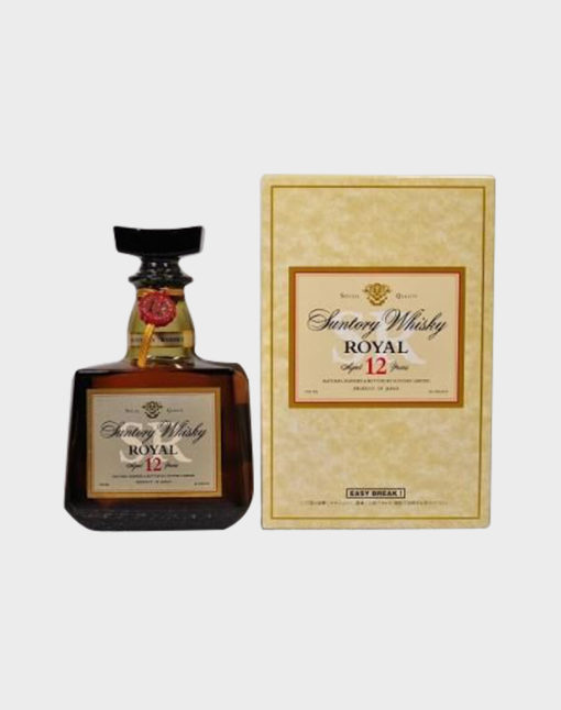 Suntory Royal Aged 12 Year Old SR