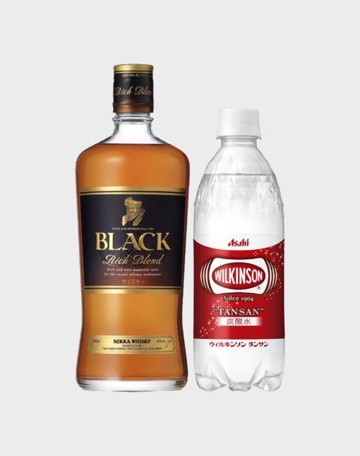 Nikka Black Rich Blend Whisky