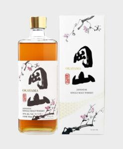 Okayama Single Malt Whisky