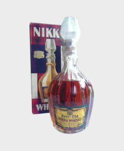 Rare Old Crystal Nikka Whisky