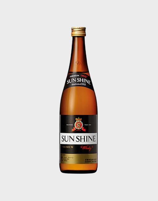 Sun Shine Premium Whisky 1953